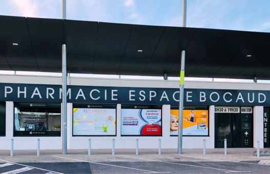 Pharmacie Espace Bocaud,JACOU