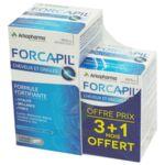 Acheter Forcapil Gélules croissance vitalité cheveux ongles B/180+60 à JACOU