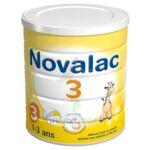 Acheter NOVALAC 3 Lait de croissance B/800g à JACOU