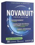 Acheter Novanuit Triple Action Comprimés B/30 à JACOU
