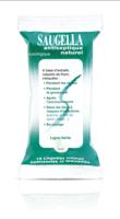 SAUGELLA ANTISEPTIQUE Lingette hygiène intime Paquet/15 à JACOU
