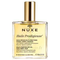 Huile prodigieuse®- huile sèche multi-fonctions visage, corps, cheveux100ml à JACOU