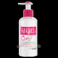 SAUGELLA GIRL Savon liquide hygiène intime Fl pompe/200ml à JACOU