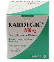 KARDEGIC 160 mg, poudre pour solution buvable en sachet à JACOU