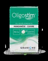 OLIGOSTIM Manganèse Cuivre Cpr subl T/40 à JACOU