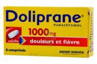DOLIPRANE 1000 mg Comprimés Plq/8 à JACOU