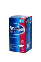 NICOTINELL MENTHE FRAICHEUR 2 mg SANS SUCRE, gomme à mâcher médicamenteuse 8Plq/12 (96) à JACOU