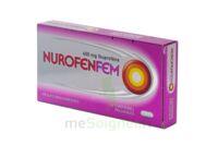 NUROFENFEM 400 mg, comprimé pelliculé à JACOU