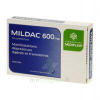 MILDAC 600 mg, comprimé enrobé à JACOU