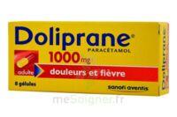 DOLIPRANE 1000 mg Gélules Plq/8 à JACOU