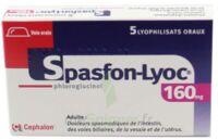 SPASFON LYOC 160 mg, lyophilisat oral à JACOU