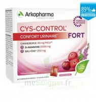 Cys-Control Fort 36mg Poudre orale 14 Sachets/4g à JACOU
