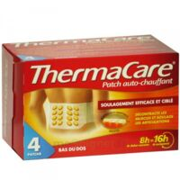 THERMACARE, pack 4 à JACOU