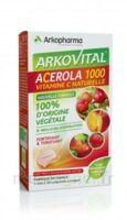 Arkovital Acérola 1000 Comprimés à croquer B/30 à JACOU