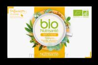 Nutrisanté Infusions Bio Tisane Régulation Des Sucres 20 Sachets à JACOU