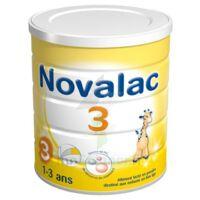NOVALAC 3 Lait de croissance B/800g à JACOU