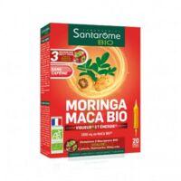 Santarome Bio Morinca Maca Solution buvable 20 Ampoules/10ml à JACOU