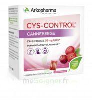 Cys-Control 36mg Poudre orale 20 Sachets/4g à JACOU