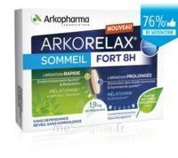 Arkorelax Sommeil Fort 8H Comprimés B/15 à JACOU