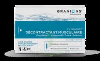 Granions Décontractant Musculaire Solution Buvable 2b/30 Ampoules/2ml à JACOU