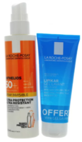 ANTHELIOS XL SPF50+ Spray invisible avec parfum Fl/200ml à JACOU