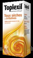 TOPLEXIL 0,33 mg/ml, sirop 150ml à JACOU
