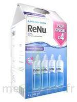 RENU MPS Pack Observance 4X360 mL à JACOU
