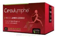 Santé Verte Circulymphe Triple Actions B/60 à JACOU