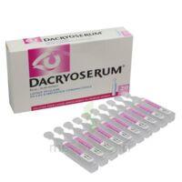 DACRYOSERUM Solution pour lavage ophtalmique en récipient unidose 20Unidoses/5ml à JACOU