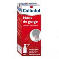 COLLUDOL Solution pour pulvérisation buccale en flacon pressurisé Fl/30 ml + embout buccal à JACOU