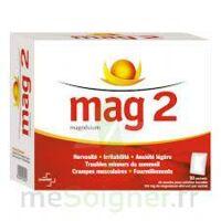 Mag 2, Poudre Pour Solution Buvable En Sachet à JACOU