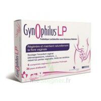 Gynophilus Lp Comprimés Vaginaux B/6 à JACOU