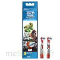 Oral-B Stages Power Star Wars 2 brossettes à JACOU