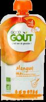 Good Goût Alimentation infantile mangue Gourde/120g à JACOU