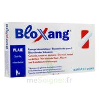 BLOXANG Eponge de gélatine stérile hémostatique B/5 à JACOU