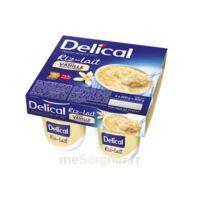 DELICAL RIZ AU LAIT Nutriment vanille 4Pots/200g à JACOU