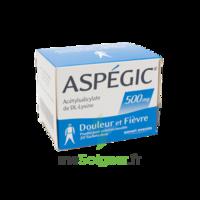 ASPEGIC 500 mg, poudre pour solution buvable en sachet-dose 20 à JACOU