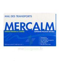 MERCALM, comprimé pelliculé sécable à JACOU