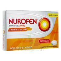 NUROFEN 200 mg, comprimé orodispersible à JACOU