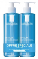 Effaclar Gel moussant purifiant 2*400ml à JACOU