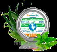 Puressentiel Respiratoire Gommes Menthe-Eucalyptus Respiratoire - 45 g à JACOU
