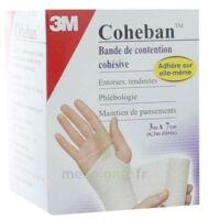 COHEBAN, blanc 3 m x 7 cm à JACOU