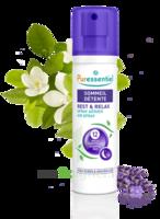 Puressentiel Sommeil - détente Spray Aérien Sommeil Détente aux 12 Huiles Essentielles - 200 ml à JACOU