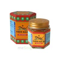 TIGER BALM Baume du tigre extra fort rouge Pot/30g à JACOU