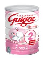 GUIGOZ 2 Lait pdre B/800g à JACOU