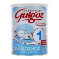 GUIGOZ 1, bt 800 g à JACOU