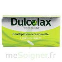 DULCOLAX 10 mg, suppositoire à JACOU