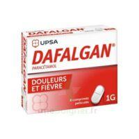 DAFALGAN 1000 mg Comprimés pelliculés Plq/8 à JACOU