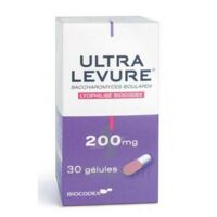 ULTRA-LEVURE 200 mg Gélules Fl/30 à JACOU