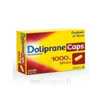 DOLIPRANECAPS 1000 mg Gélules Plq/8 à JACOU